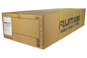 Fujitsubo Authorize R Cat-Back Exhaust System - Subaru WRX / STI Sedan 2011-2014