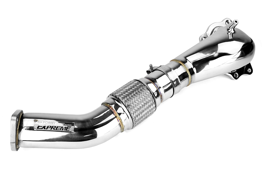tomei expreme downpipe big mouth