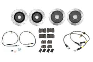 Complete Street Brake Kit (Part Number: )
