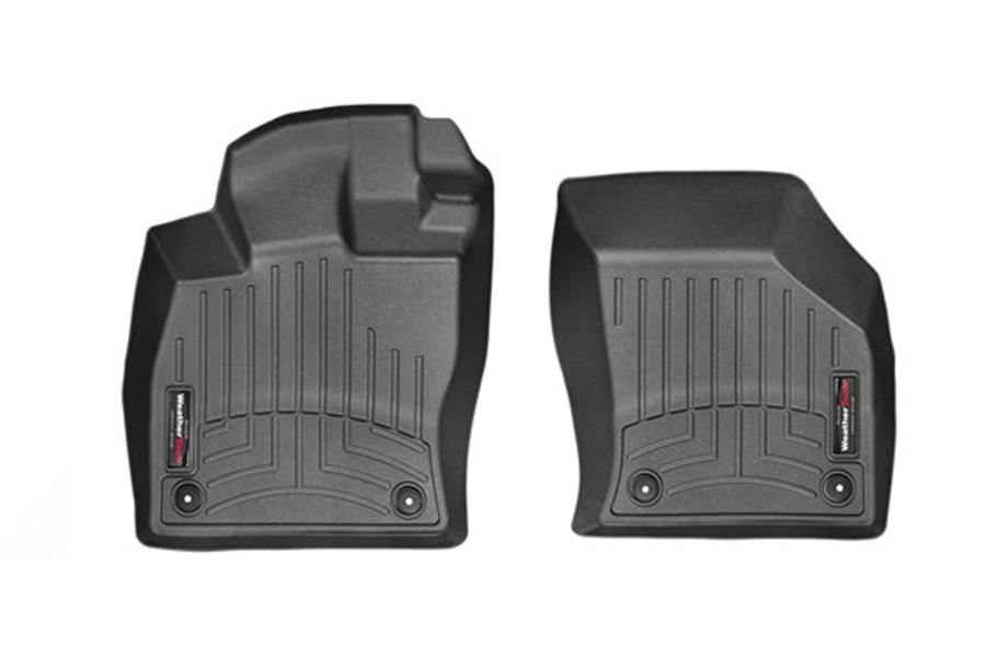 Weathertech Floorliner Black Front - Volkswagen Golf/GTI (Mk7) 2015+ / Audi A3/S3 2015+