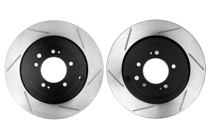 Powerslot Slotted Rear Rotor Pair ( Part Number: 126.46075S-GRP)