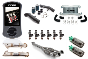 Nissan GT-R Stage 3 Power Package - Nissan GT-R 2009-2014