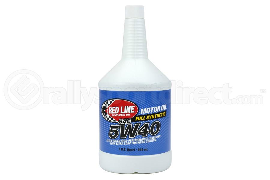 Red Line 5W40 Motor Oil 1QT ( Part Number:RDL 15404)