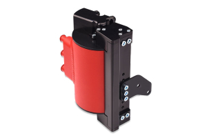 IAG Street Series Air Oil Separator Red (Part Number: )