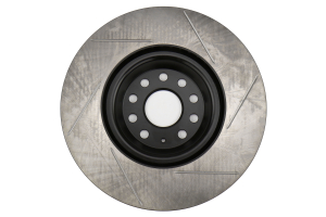 Stoptech Slotted Rear Right Rotor Single - Volkswagen Models (inc. 2015+ GTI PP / 2016+ Golf R)