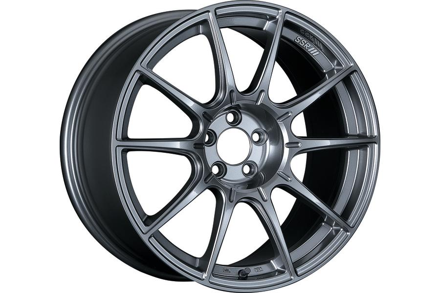 SSR GTX01 19x9.5 +38 5x120 Dark Silver - Universal