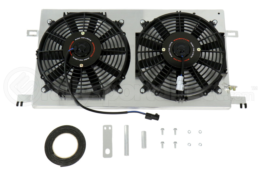 Mishimoto Fan Shroud Kit ( Part Number:MIS MMFS-BRZ-13P)