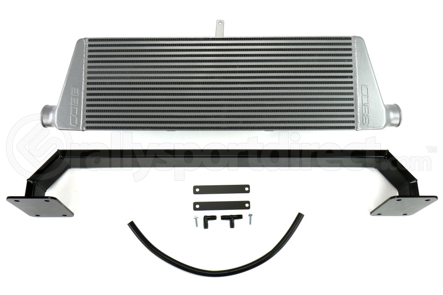 COBB Tuning Front Mount Intercooler Silver (Part Number:724502-SL)