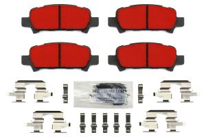 Stoptech PQ Pro Brake Pads Rear - Subaru Models (inc. 2002-2003 WRX / 2005-2009 Legacy GT)