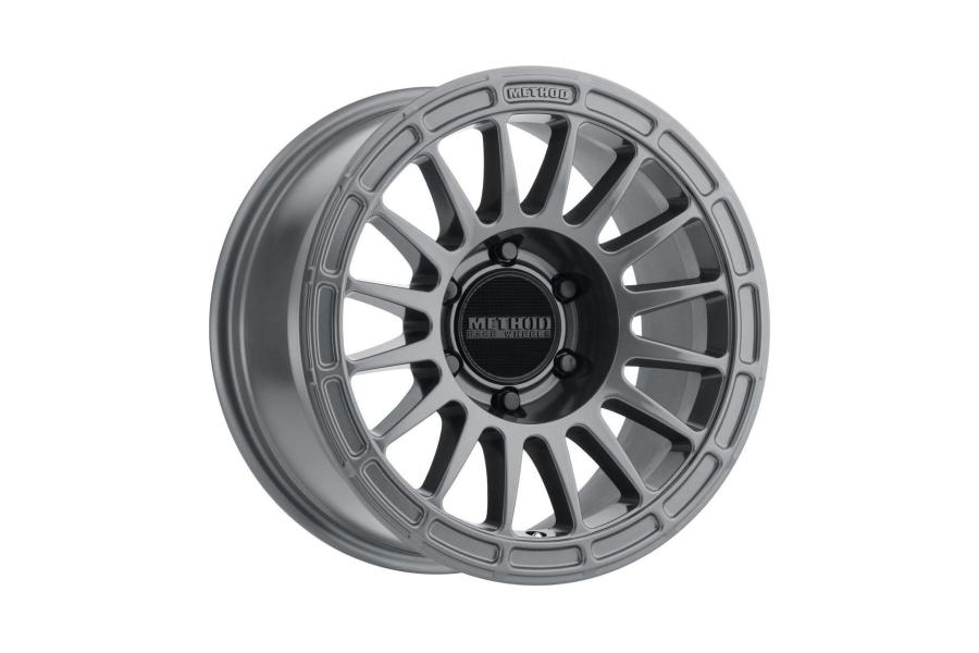 Method Race Wheels MR314 15x7 +15 5x100 Gloss Titanium - Universal