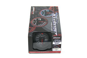 Defi Advance CR Water Temperature Gauge 52mm (Part Number: )