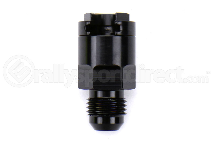 Torque Solution Locking Quick Disconnect Adapter Fitting 5/16in SAE to -6AN Female - Universal