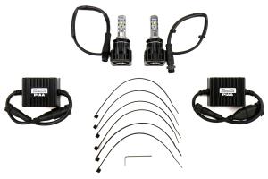 PIAA H11 LED Headlight Bulb Kit  ( Part Number: 17202)