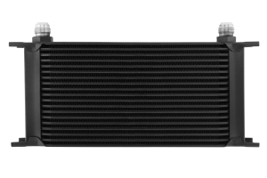 Mishimoto Thermostatic Oil Cooler Kit Black (Part Number: )