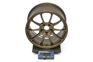 Volk ZE40 18x9.5 +38 5x114.3 Bronze - Universal