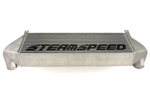 SteamSpeed Front Mount Intercooler w/ Logo - Ford Focus RS 2016+
