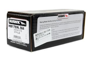 Hawk HP Plus Front Brake Pads  - Nissan 300ZX 1990-1996