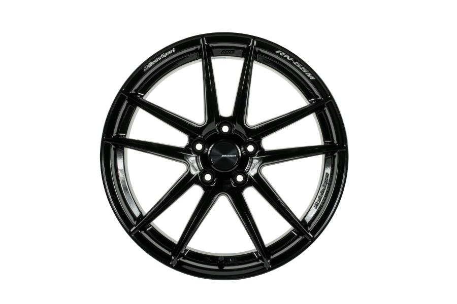 WedsSport RN-55M 5x100 Gloss Black - Universal