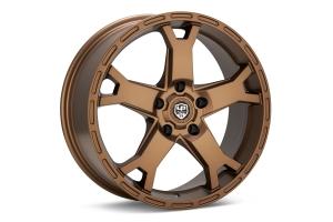 LP Aventure LP2 Wheel 18x8 +20 5x100 Bronze - Universal