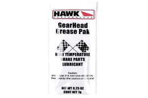Hawk HPS Rear Brake Pads ( Part Number:HAW1 HB615F.535)