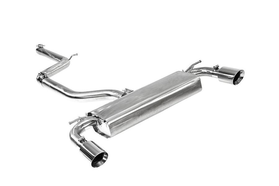 Integrated Engineering Catback Exhaust - Volksawgen GTI 2015-2017