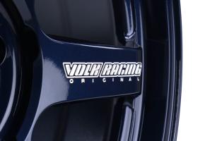 Volk TE37 M Spec 19x10.5 +35 5x112 Mag Blue - Universal