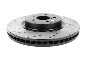 Stoptech Drilled Rotor Front Rotor Pair (Part Number: )