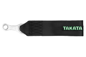 Takata Tow Strap Black (Part Number: )