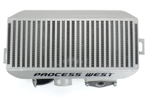Process West Top Mount Intercooler w/Shroud Kit - Subaru STI 2004-2005