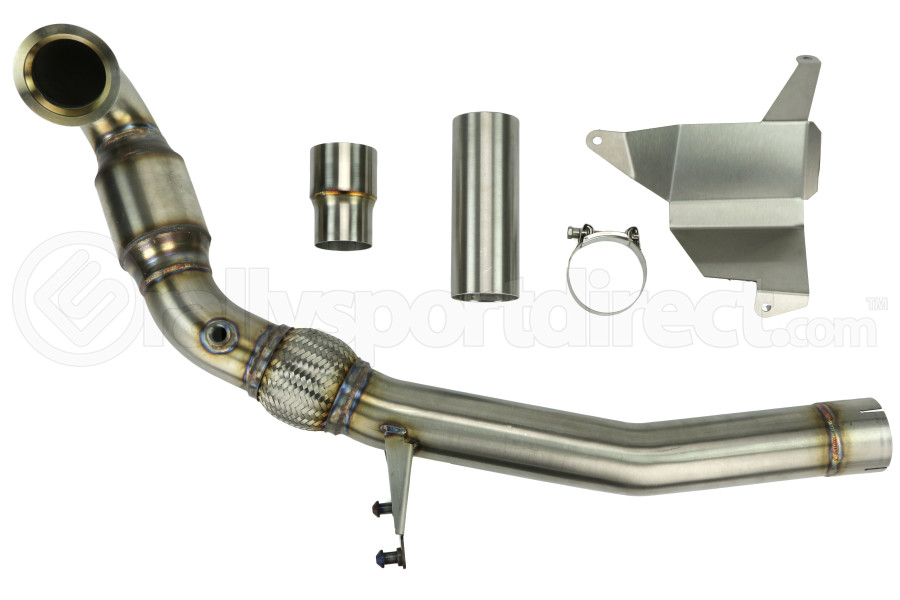 COBB Tuning GESI Catted 3in Downpipe - Volkswagen GTI (Mk7) 2015+