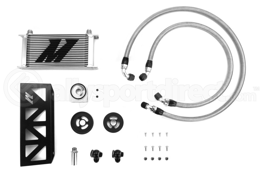 Mishimoto Oil Cooler Kit (Part Number:MMOC-BRZ-13)