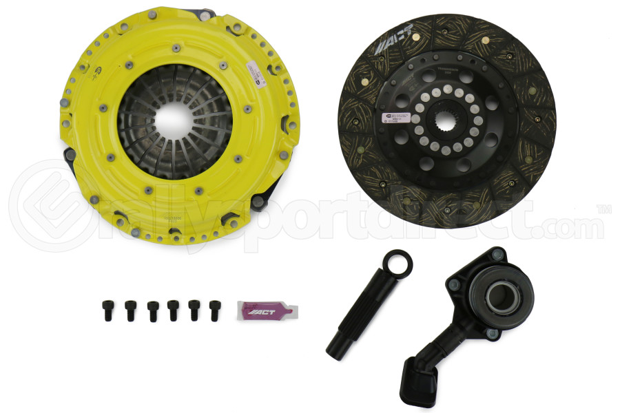 ACT Heavy Duty Performance Street Clutch Kit (Part Number:FF2-HDSD)