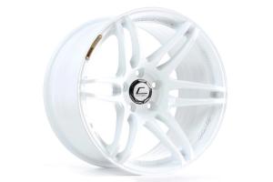 Cosmis Racing Wheels MRII 18x9.5 +15 5x114.3 White - Universal