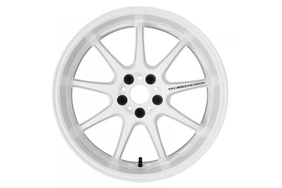 Work Emotion D9R 5x114.3 White - Universal