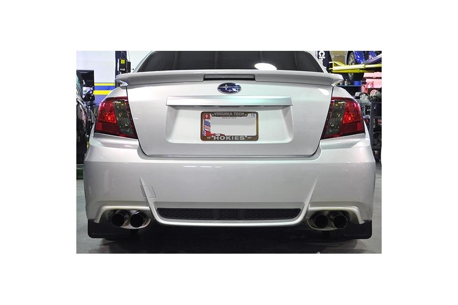 IAG RockBlocker Smoked Reverse Light Overlay Film Kit - Subaru WRX / STI (Sedan) 2011+