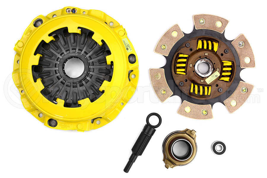 ACT Heavy Duty 6-Puck Disc Clutch Kit (Part Number:SB9-HDG6)