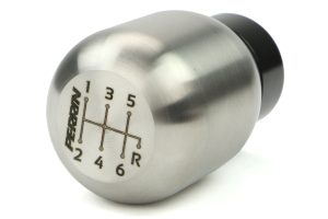 PERRIN Stainless Steel Shift Knob 6MT Small ( Part Number:PER1 PSP-INR-123SS)