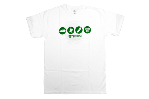 Tein Circle T-Shirt White - Universal