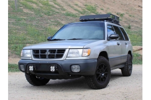 Rally Innovations Light Bar - Subaru Forester 1997 - 2002