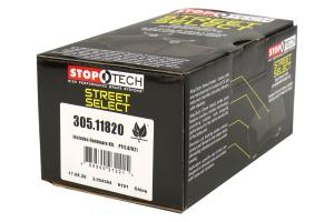 Stoptech Street Select Front Brake Pads - Subaru WRX 2006-2007