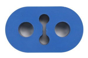 COBB Tuning 15MM Blue Urethane Exhaust Hanger Standard Length (Part Number: )