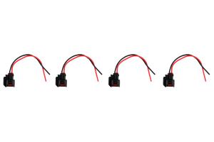 DeatschWerks Fuel Injectors 850cc w/Top Feed Conversion Fuel Rails (Part Number: )