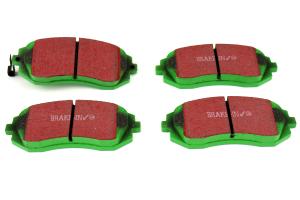 EBC Brakes Greenstuff Front Brake Pads - Subaru Models (inc. 2003-2005 WRX / 2003-2010 Forester)