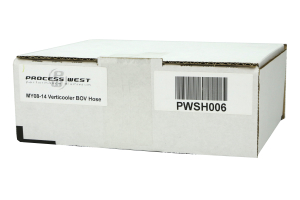 Process West Verticooler BOV hose (Part Number: PWSH006)