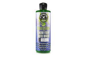 Chemical Guys Honeydew Snow Foam Auto Wash Cleanser (16 oz) - Universal