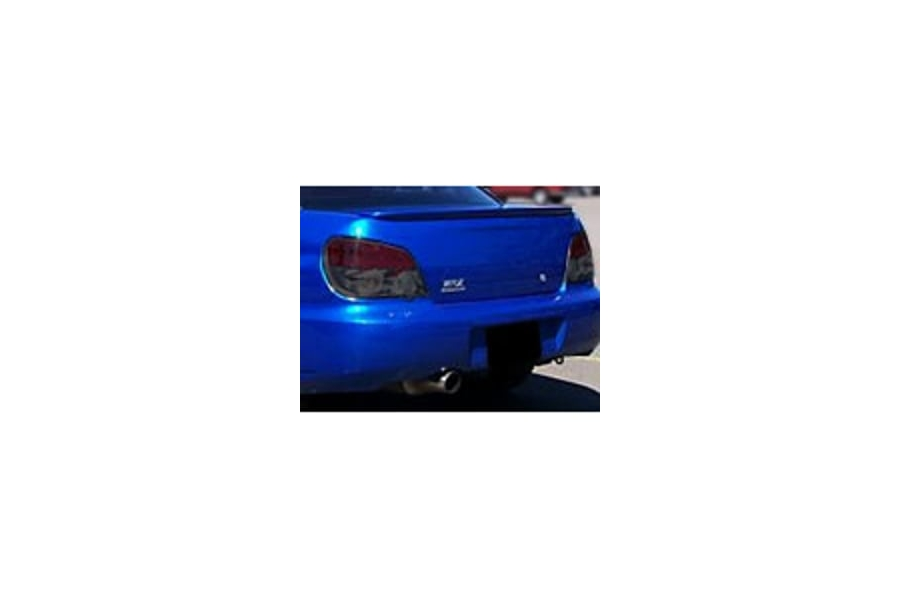 IAG RockBlocker Smoked Tail Light Overlay Film Kit - Subaru WRX / STI 2006 - 2007