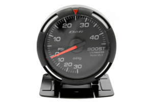 Defi White Racer Boost Gauge 52mm 45 PSI (Part Number: )