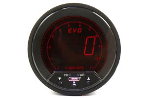 ProSport Evo Digital Tachometer w/Peak Recall Warning - Universal
