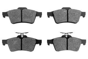 Hawk HP Plus Rear Brake Pads ( Part Number: HB478N.605)