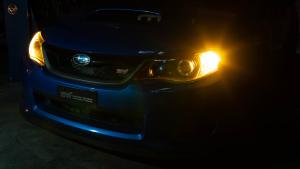 OLM LED Exterior Accessory Kit - Subaru WRX / STI Sedan 2008-2014